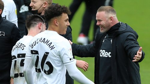 Promotion playoffs bracket set, Rooney's Derby County avoids the drop