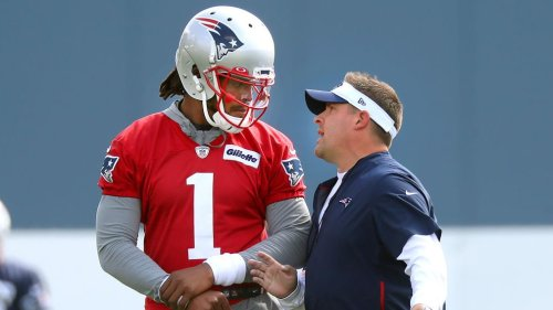 Josh McDaniels: The game has slowed down for Cam Newton in Year 2 with Pats