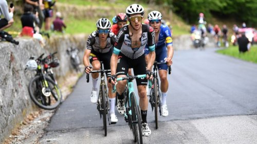 Yates win during Stage 18 of Giro d'Italia only dents Bernal's lead