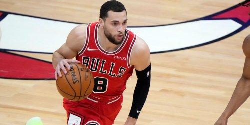 Zach LaVine, Nikola Vučević draw All-NBA third team votes