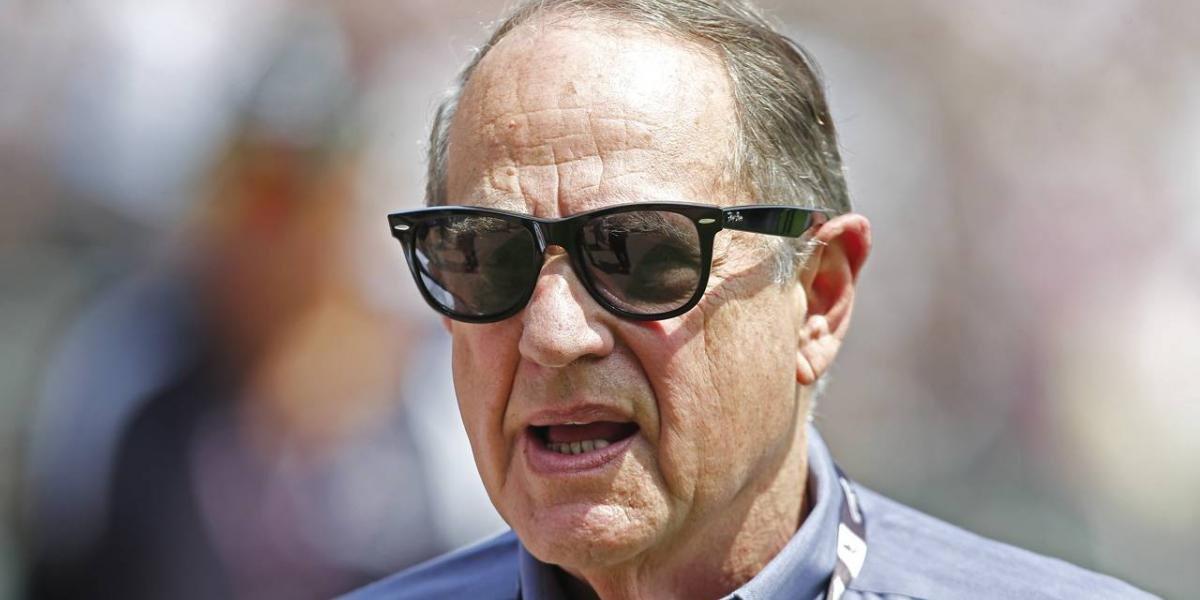 La Russa praises Reinsdorf for rebuild of White Sox