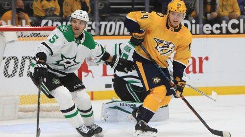 Nashville Predators, Dallas Stars battle for Central Division playoff