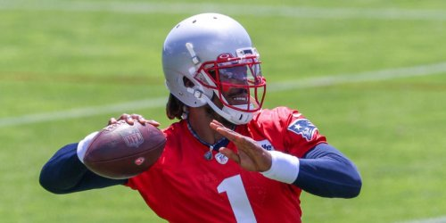 NFL legend stresses importance of Pats QB competition for Cam Newton