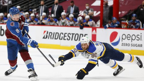 Game 1 extended highlights: Colorado Avalanche 4, St. Louis Blues 1
