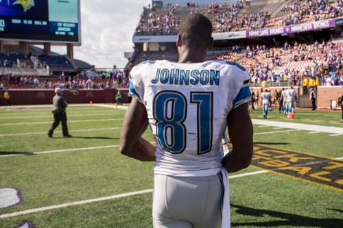 Calvin Johnson: I wanted to play elsewhere, Lions wouldn't let me