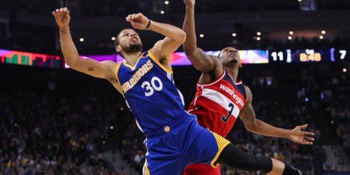 Beal and Curry's scoring race could feature rare comeback