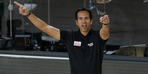 Report: Blazers have interest in Erik Spoelstra for vacant HC position