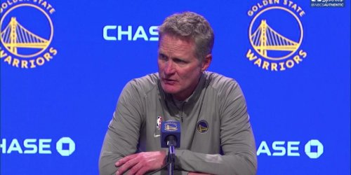Kerr not worried about Wiggins' offensive performance