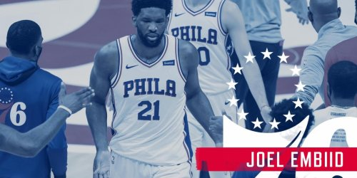 Another dominate performance from Joel Embiid