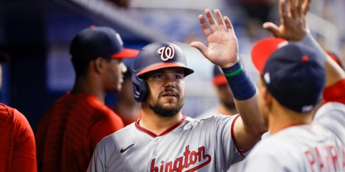Tomase: Schwarber ready to learn 1B and give Sox a boost