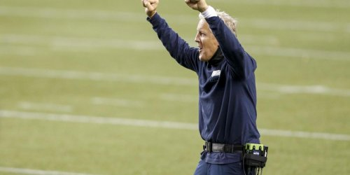 Pete Carroll on Seahawks OC Shane Waldron: 'I have not gotten in his way'