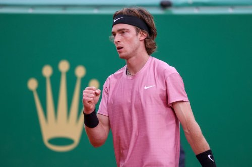 Rublev stuns 11-time champion Nadal at Monte Carlo Masters