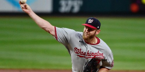 Nats place Strasburg on IL due to shoulder inflammation