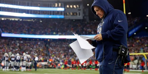 Belichick shows disdain for analytics (again) at NFL GM summit