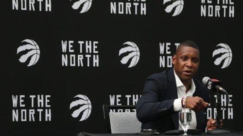 Masai Ujiri says Raptors retooling: 'We are not a team of now'