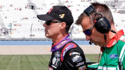 Las Vegas penalty report: Kevin Harvick's crew chief suspended one race