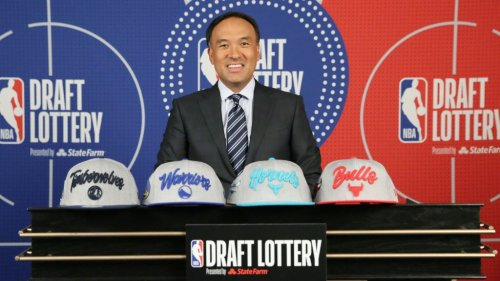 2021 NBA Draft lottery odds, visualized