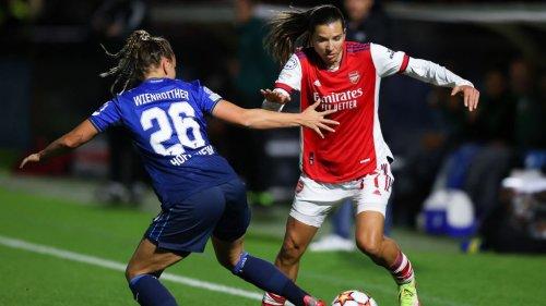 Tobin Heath, Catarina Macario of USWNT score in Women's Champions League