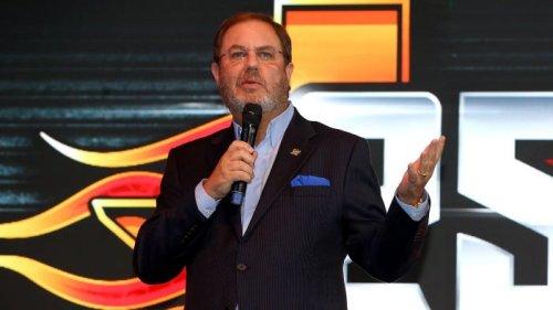 Eddie Gossage to step down as Texas Motor Speedway president