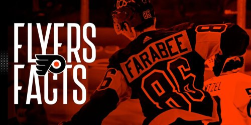 Farabee's goal-scoring spurt up there with McDavid and Co.