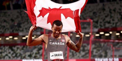 Noah Lyles Wins Bronze Medal in 200m Final at Tokyo Olympics