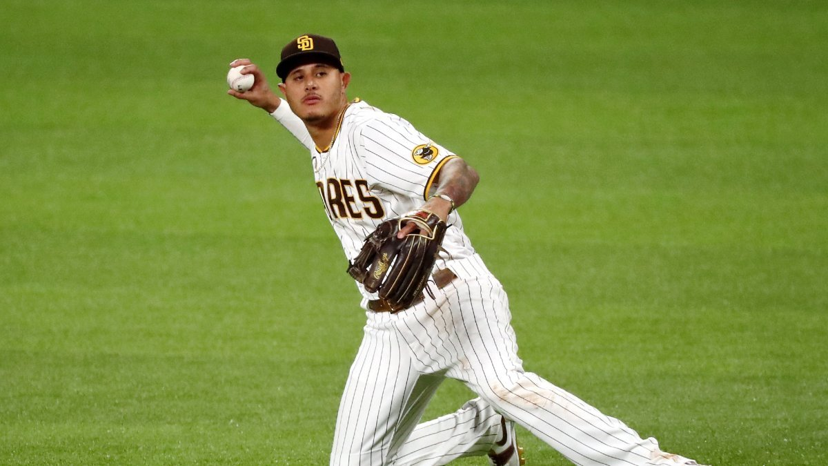 Padres' Machado, Tatis and Myers Usher Fans to Safety After Shots Occur