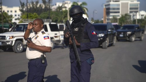 Haiti Gang Boss in Video Threatens to Kill Abducted Missionaries