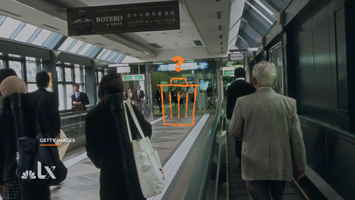 Trash Cans Are Hard to Find in Tokyo. Here's Why