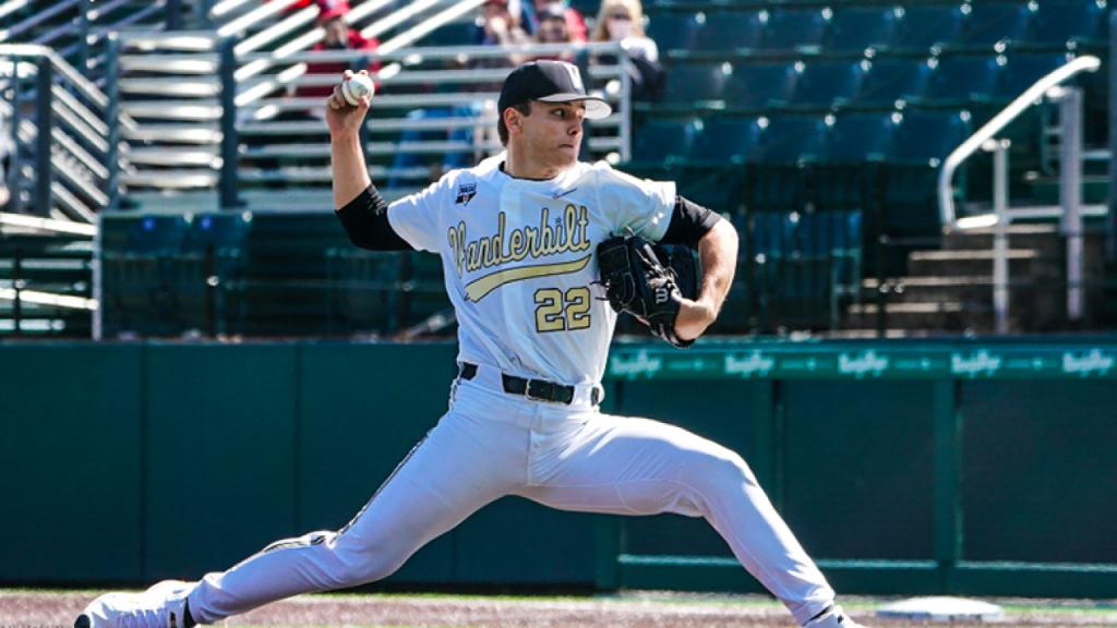 NCAA college baseball - cover