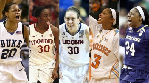 College basketball teams with the most WNBA 1st-round draft picks