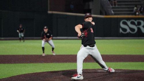 No. 23 Georgia takes SEC road series from No. 1 Vanderbilt baseball in dominant fashion