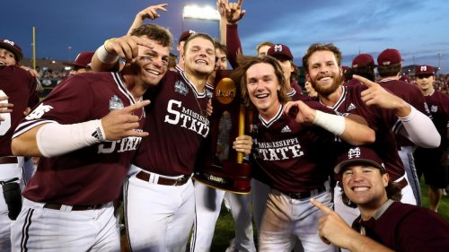 At long last, Mississippi State baseball gets its perfect ending in Omaha