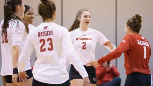 The top 16 teams in women's college volleyball, re-ranked before the 2021 regionals