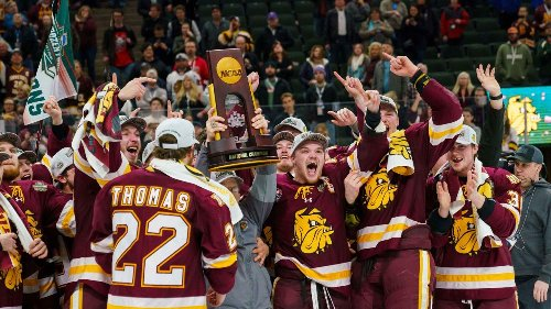 Frozen Four: History and team records