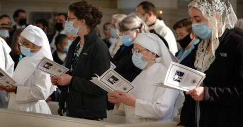 Mundelein Seminary in Illinois marks 100 years of forming priests