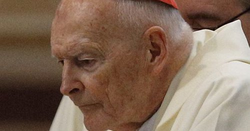 McCarrick removed from priesthood after being found guilty of abuse, solicitation