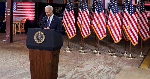 Joe Biden teaches 'Fratelli Tutti' Economics 101