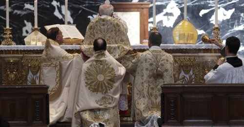 Contrary to traditionalist claims, many Catholics are fleeing Latin Mass parishes