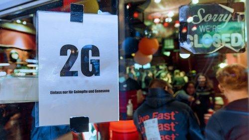 Corona-News-Ticker: Letzter Tag für 2G mit Maskenpflicht in Hamburg