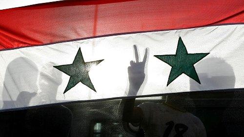Präsidentschaftswahl in Syrien