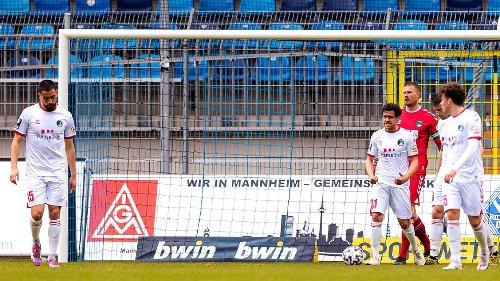 Rückschlag für VfB Lübeck im Kampf um den Klassenerhalt