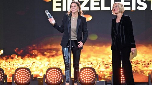 """Deutscher Fernsehpreis für """"Panorama""""-Moderatorin Anja Reschke"""