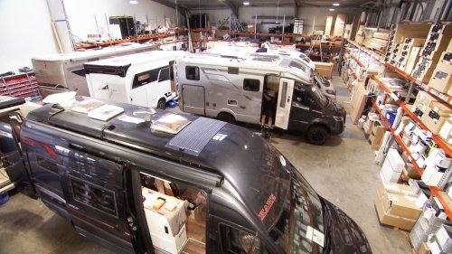 Wohnmobil-Boom in SH sorgt für volle Auftragsbücher