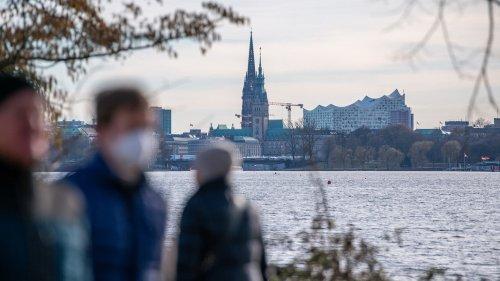 Hamburg: Wenige Corona-Verstöße am sonnigen Wochenende