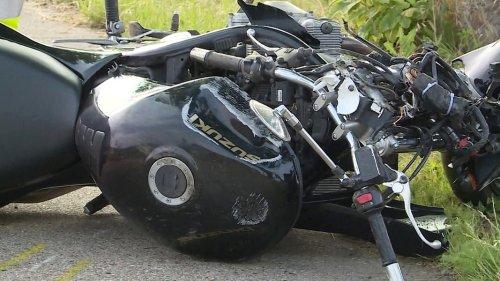 Motorradfahrer stirbt auf der B321 bei Crivitz
