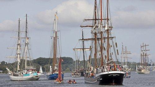 Rostock will zur Hanse Sail 2021 einladen