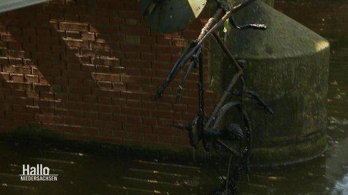 Blechangler säubern die Gewässer rund um Nordhorn