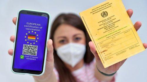 Digitaler Impfpass: Wer bekommt ihn und wie funktioniert er?