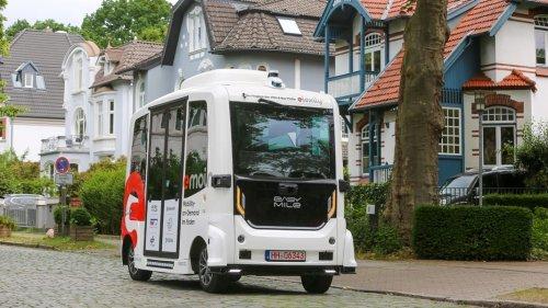 Bergedorf: Minibusse nehmen ab Dienstag auch Fahrgäste mit