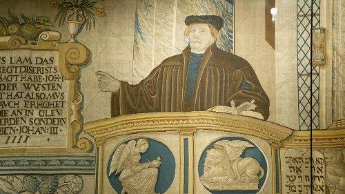 Stichtag: Vor 500 Jahren wird Luther auf die Wartburg entführt